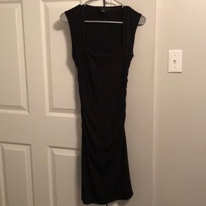 Moda International Dresses - Moda International black dress size small
